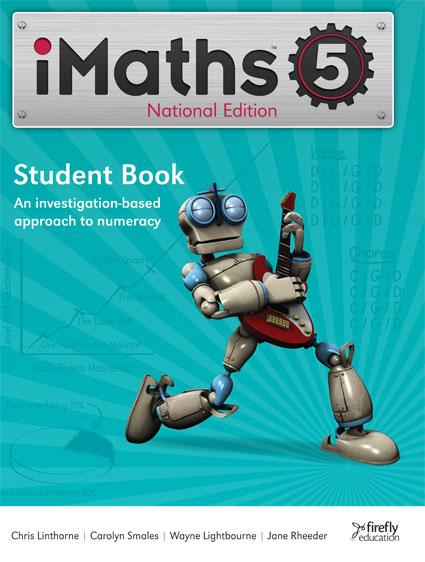 iMaths 5 Student Book