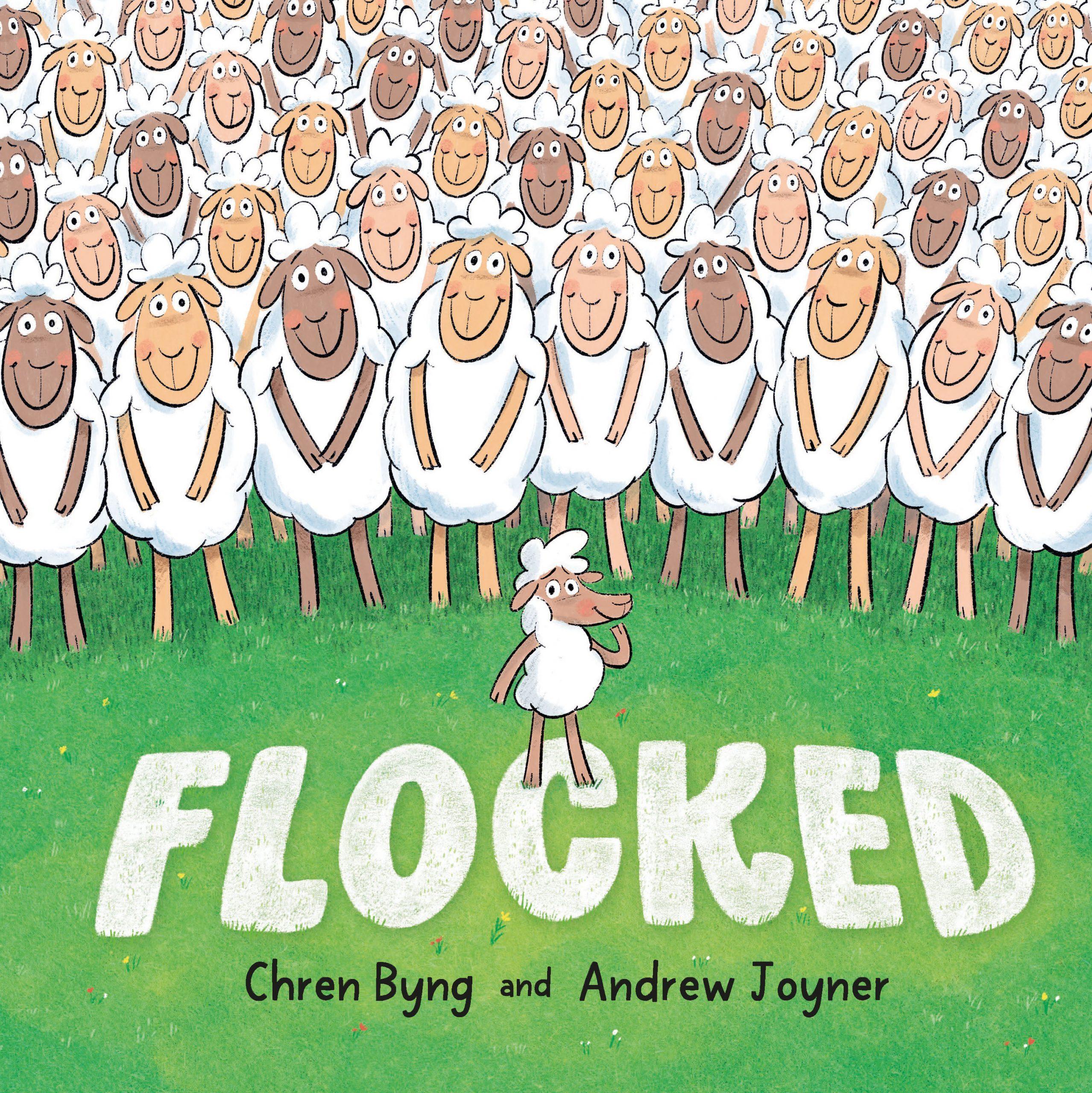 Flocked