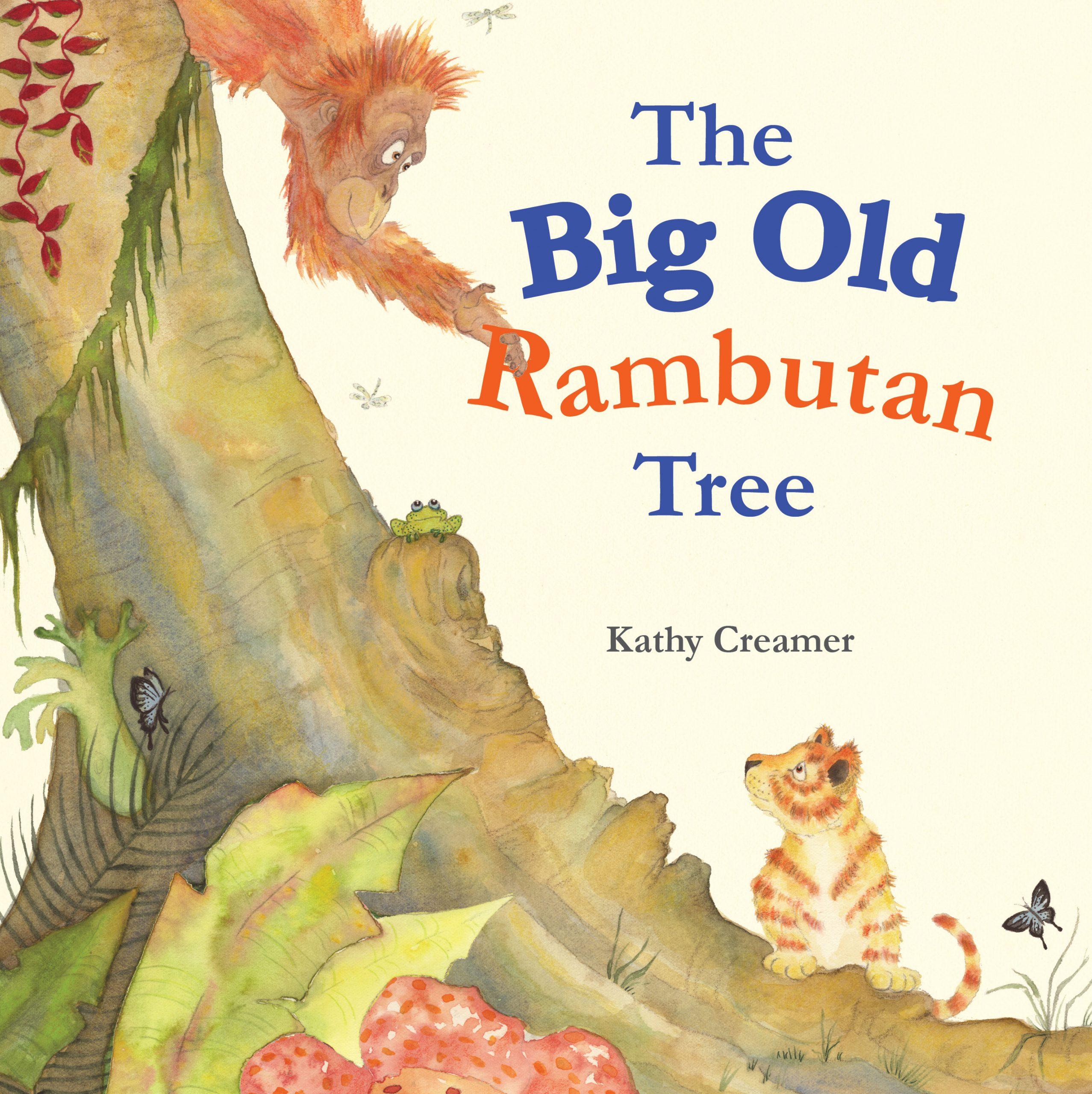 The Big Old Rambutan Tree