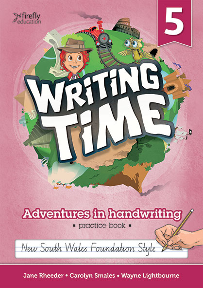Writing Time 5 Student Book (NSW Foundation Style
