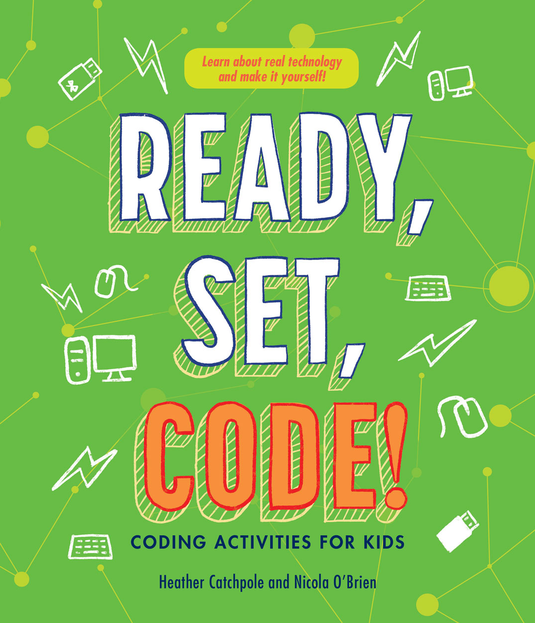 Ready, Set, Code! Coding Activities for Kids