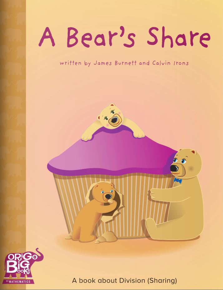 A Bear's Share: A book about Division (Sharing)