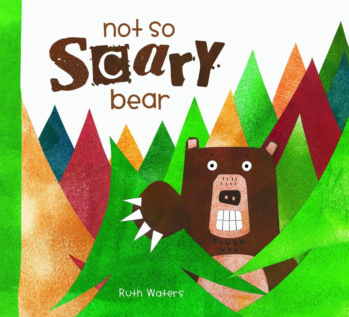 Not So Scary Bear