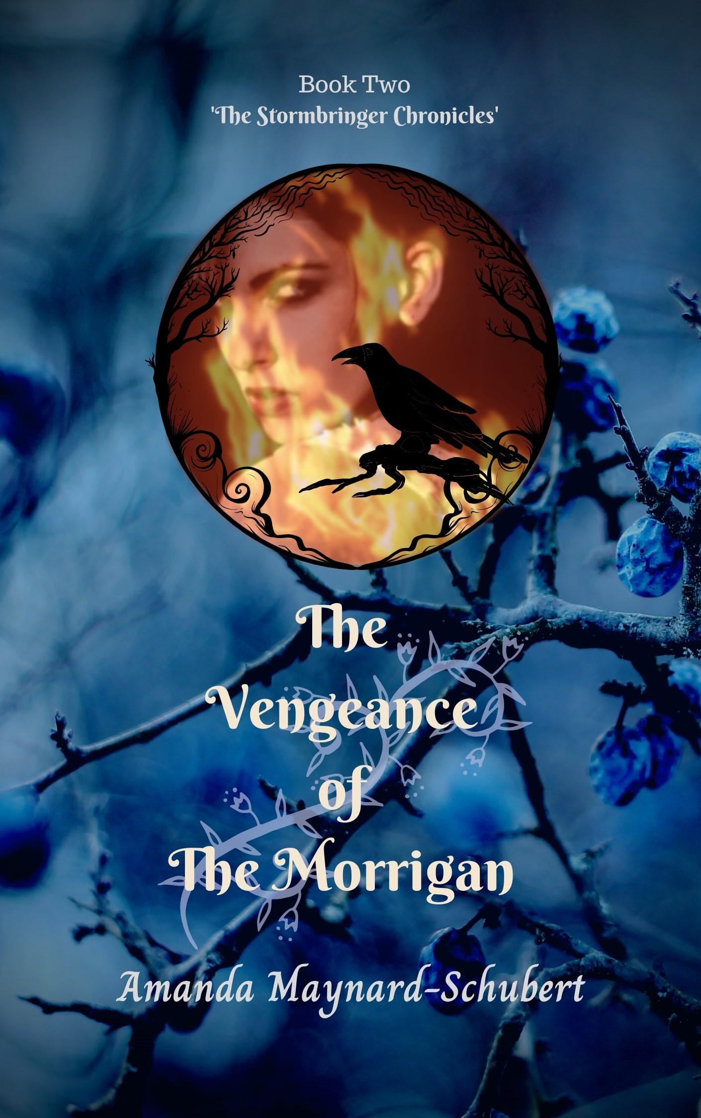 The Vengeance of the Morrigan