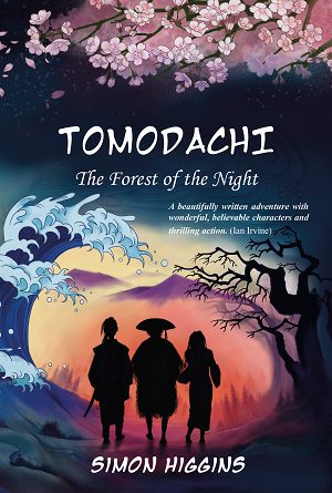 Tomodachi: The Forest of the Night