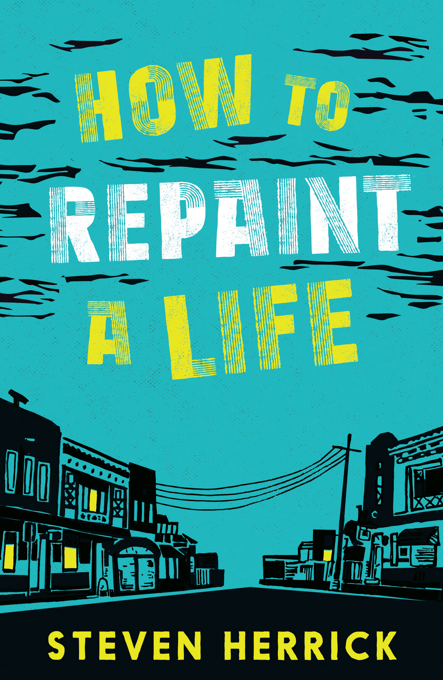 How to Repaint a Life