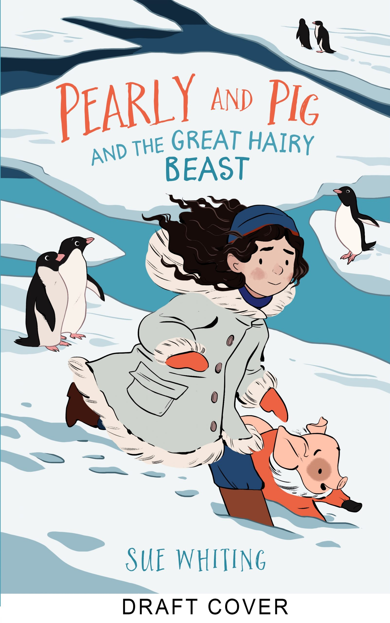 Pearly and Pig and the Great Hairy Beast