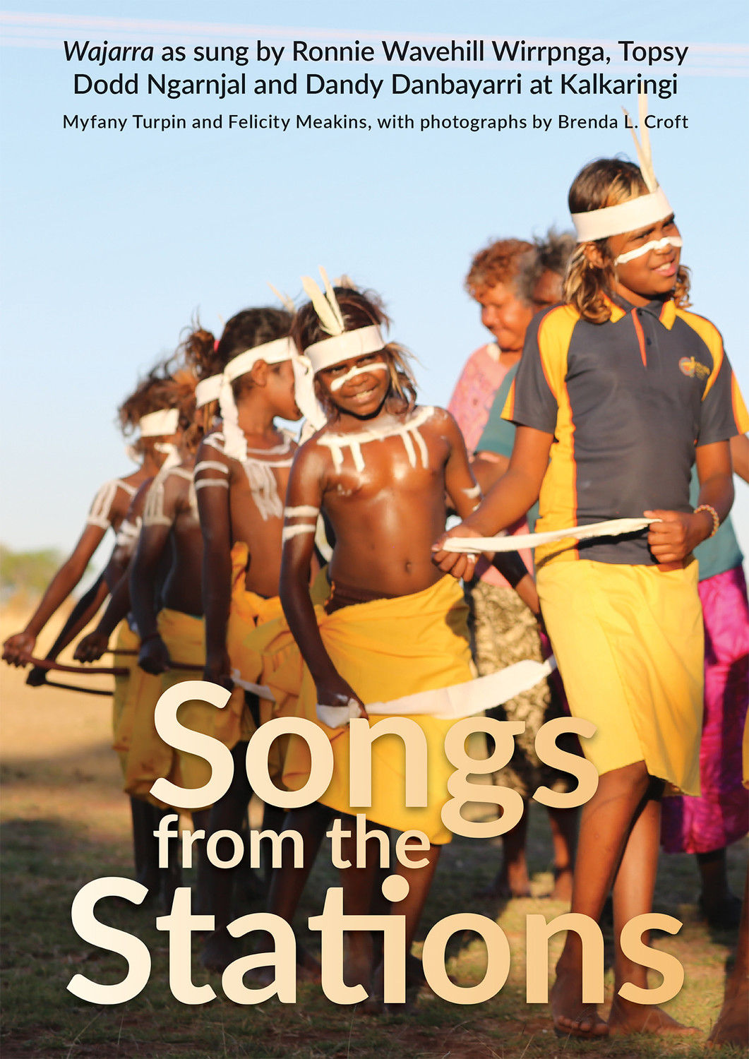 Songs from the Stations: Wajarra
