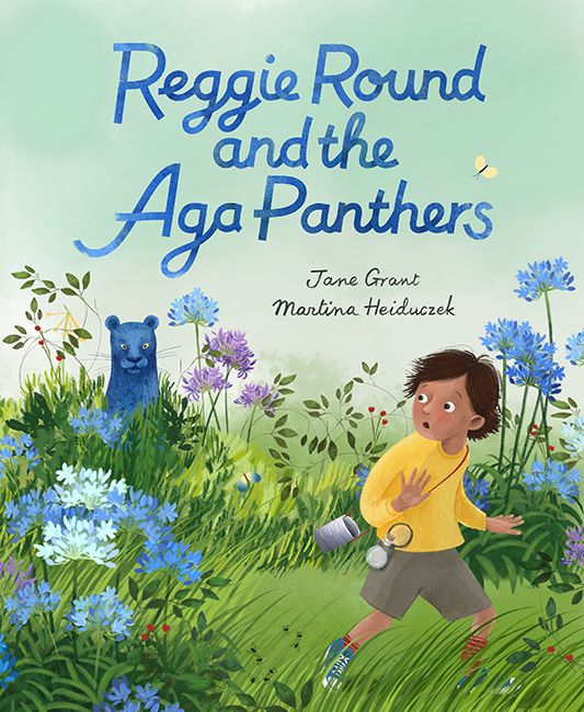 Reggie Round and the Aga Panthers