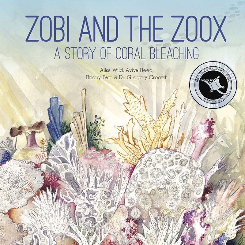 Zobi and the Zoox: A Story of Coral Bleaching