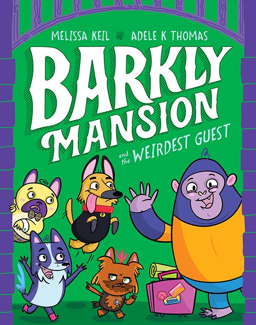 Barkly Mansion and the Weirdest Guest
