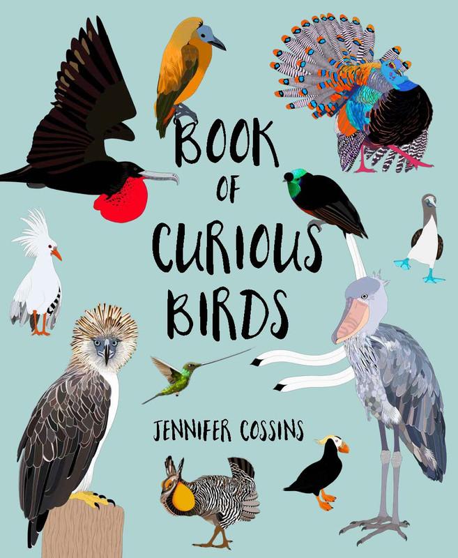 The Book of Curious Birds
