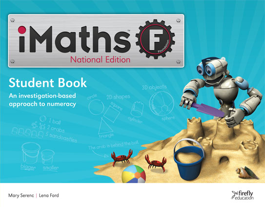 iMaths Foundation Student Book