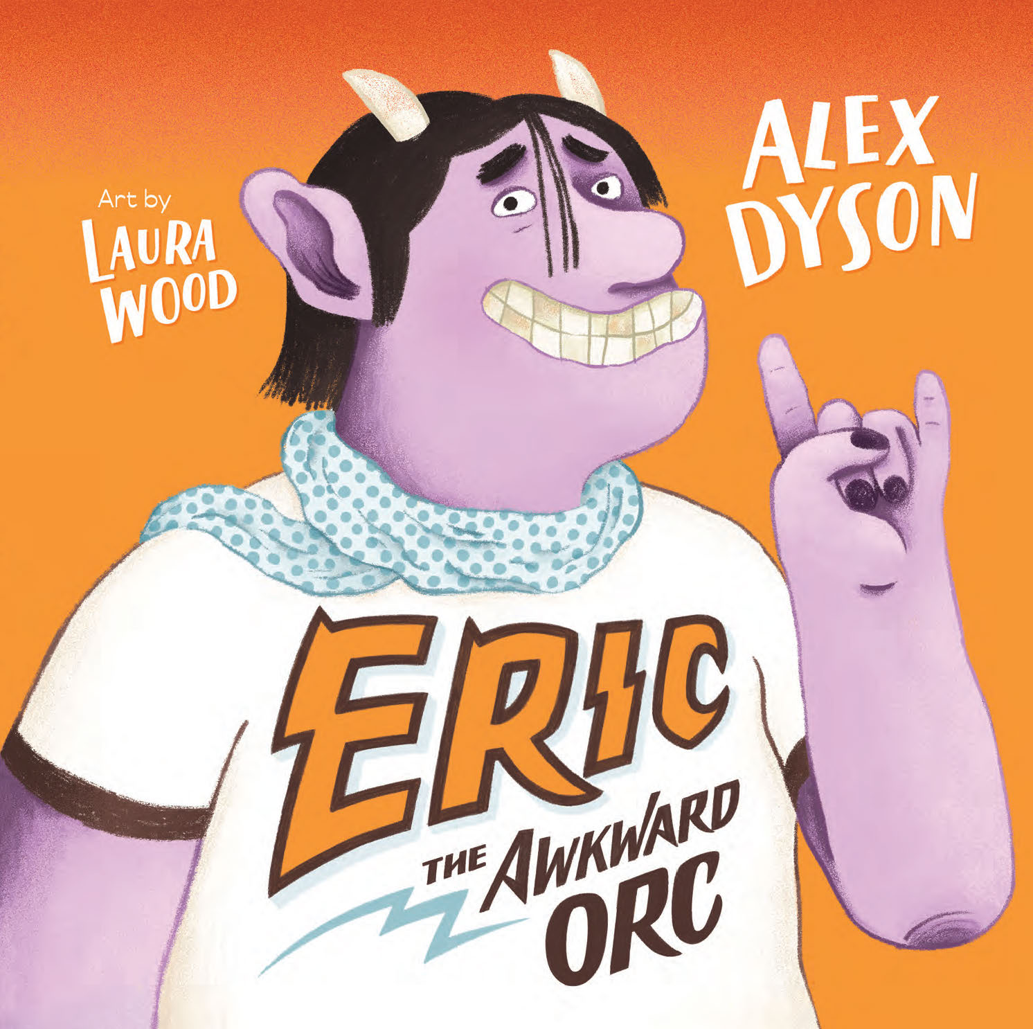 Eric the Awkward Orc