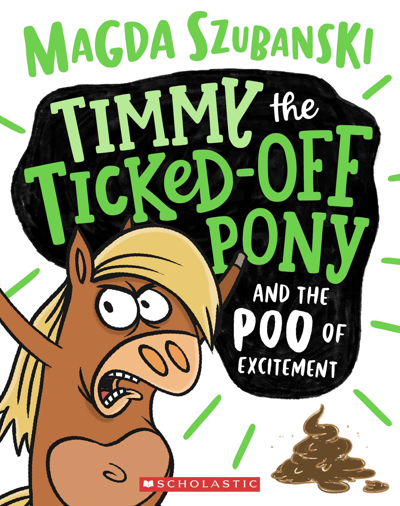 Timmy the Ticked Off Pony