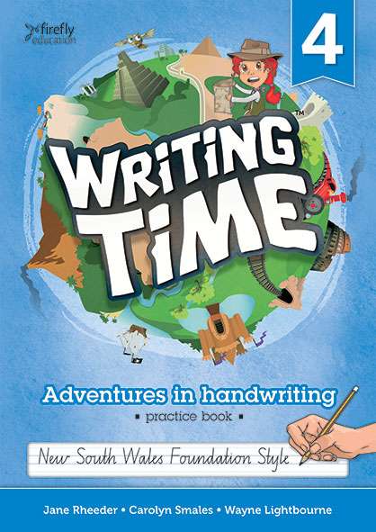 Writing Time 4 Student Book (NSW Foundation Style)