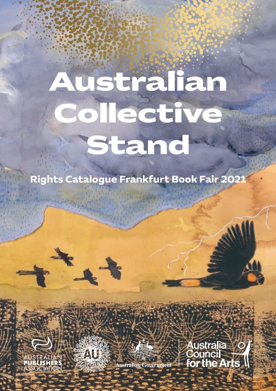 Frankfurt Book Fair 2021 Australian Collective Catalogue