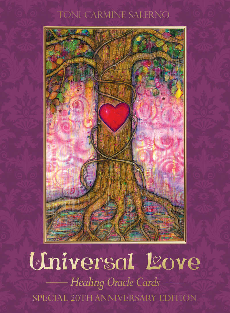 Universal Love Healing Oracle: 20-year edition