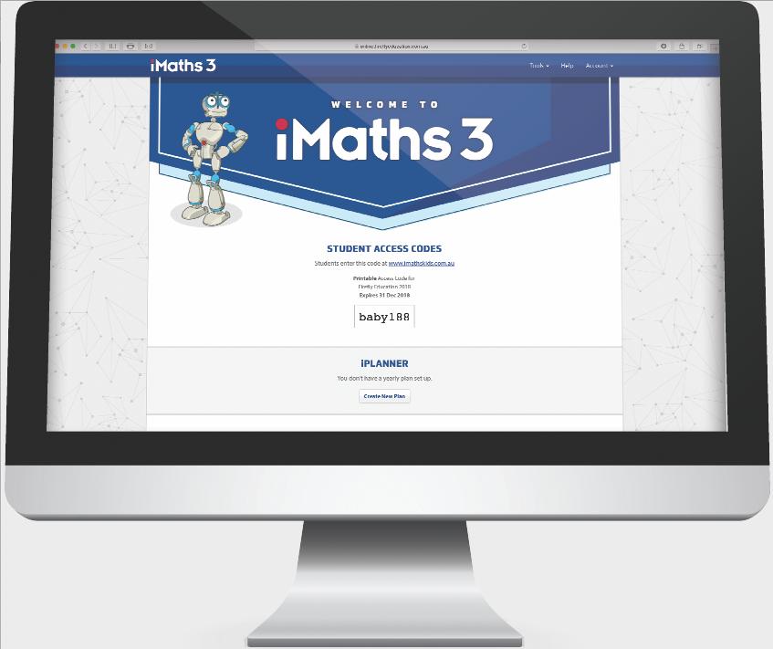 iMaths online