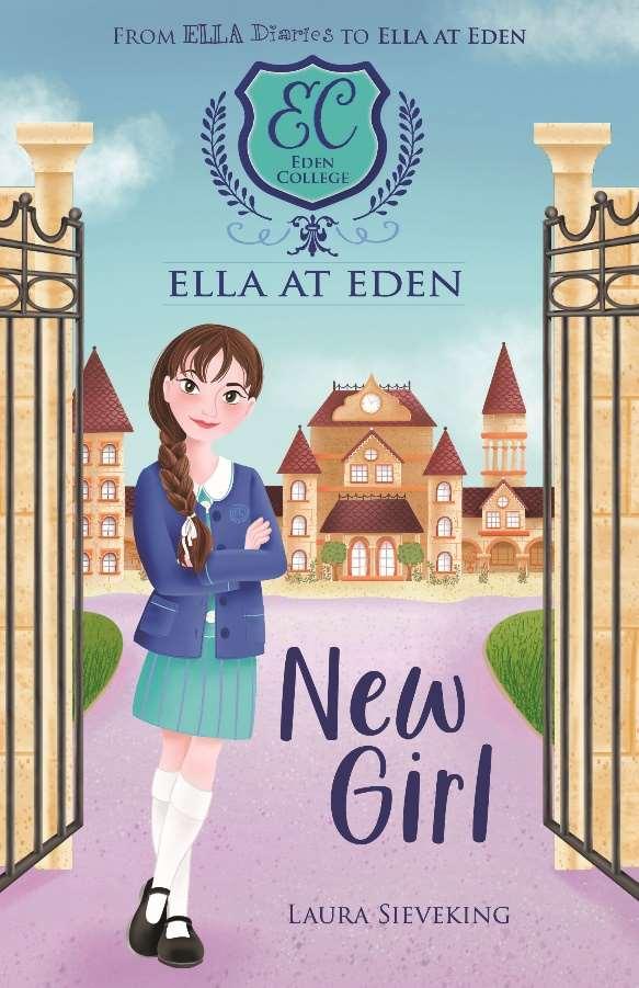 Ella at Eden #1