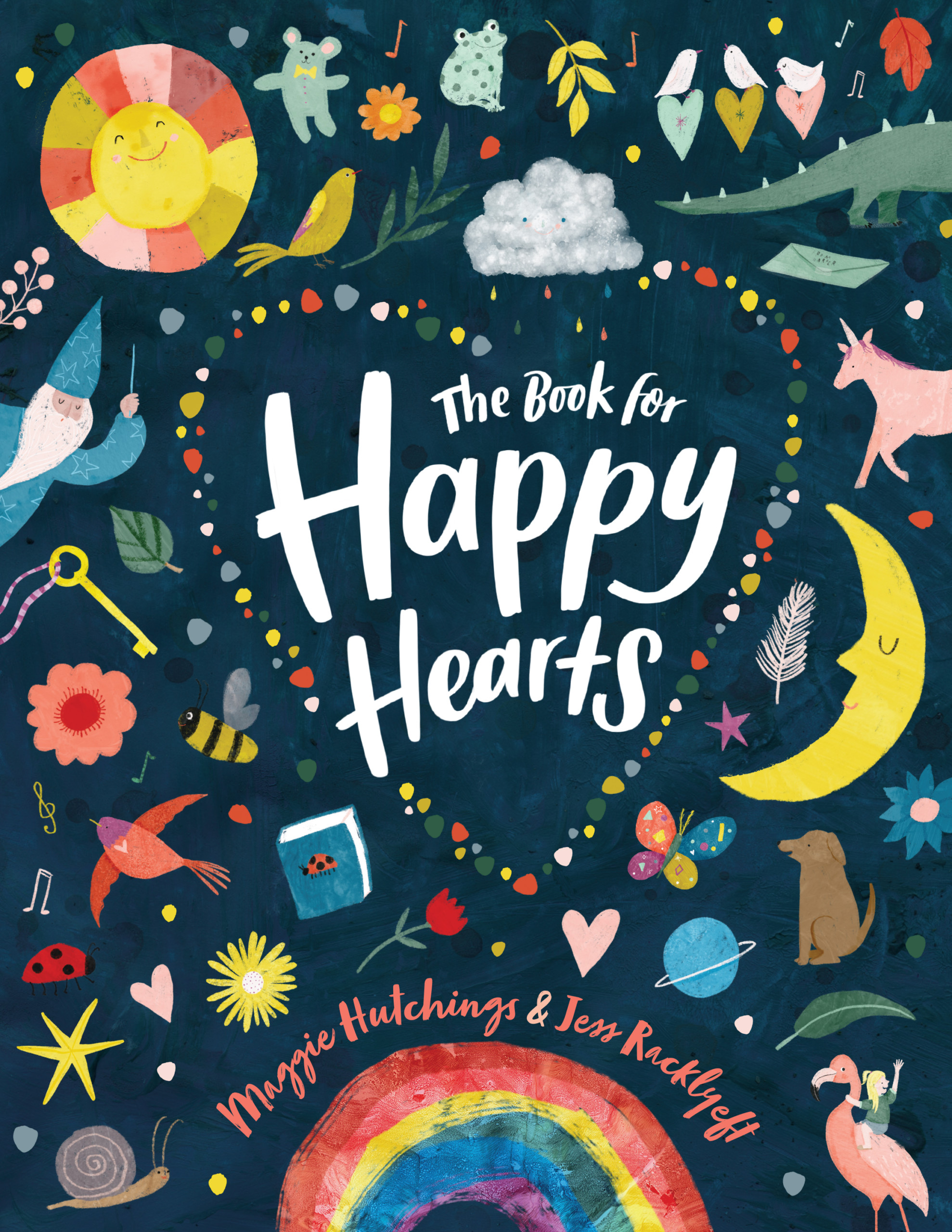 The Book for Happy Hearts