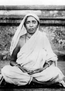 Holy Mother Sri Sarada Devi – Photo