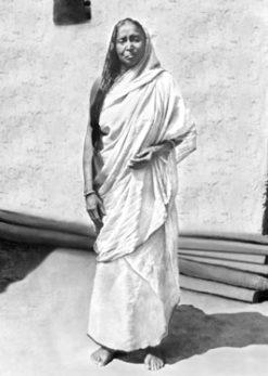 Holy Mother Sri Sarada Devi Photo