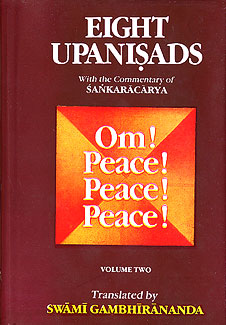 Eight Upanishads (Vol. 2): With the Commentary of ShankaracharyaRated 5.00 out of 5