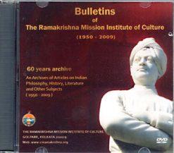 Bulletin of the Ramakrishna Mission Institute of Culture
