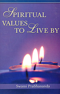 Spiritual Values to Live By