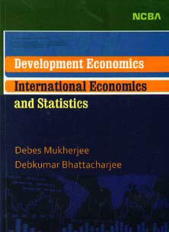 DEVELOPMENT ECONOMICS INTERNATIONAL ECONOMICS AND STATISTICS