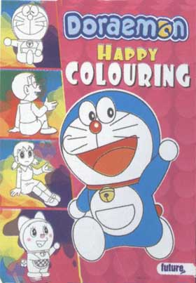 Happy Colouring