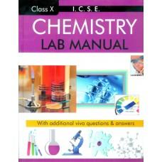 ICSE Chemistry Lab Manual Class 10