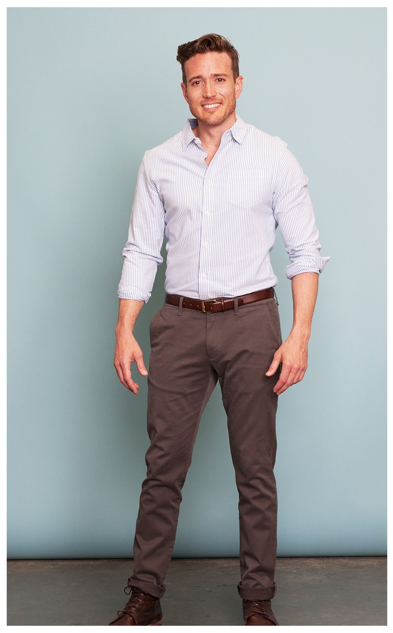 Mens Clothing Rental Subscription Service How We Work