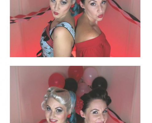 wollongong photo booth hire