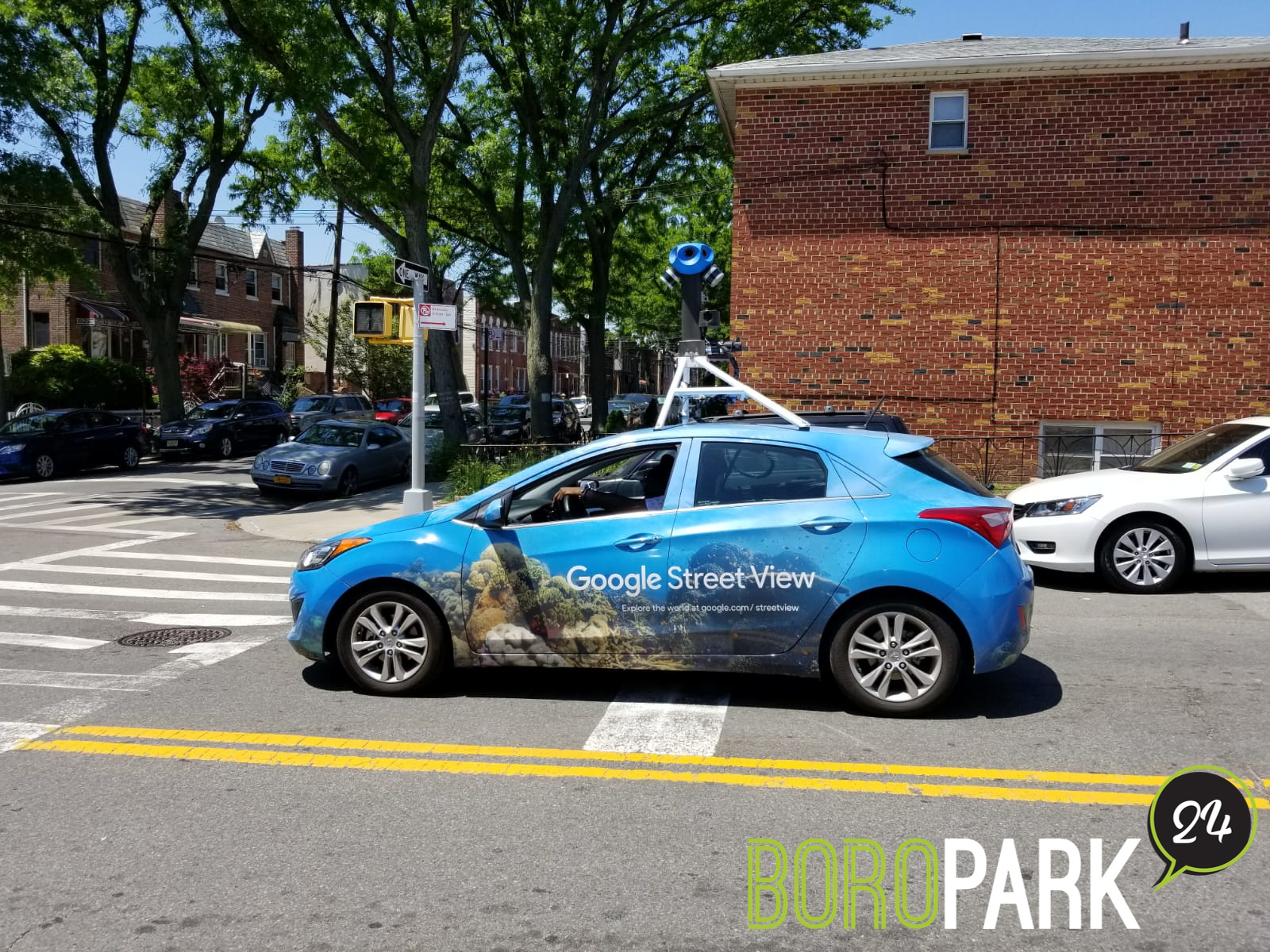 Google Street View Car Spotted in Boro Park! – Boro Park 24 on google earth street view, google search, google earth, google maps vehicle, google street view in africa, flickr street view car, google street view philippines, google art project, google maps camera car, google maps bird's eye view, google street view in latin america, google street view in asia, google maps android icon, google street view privacy concerns, aspen movie map, google street view in europe, google maps cars 2008, google street view washington dc, web mapping, nokia street view car, google street view in oceania, apple street view car, competition of google street view, google air view, location view, google street view wrecks, google street view schedule, google street view in the united states,