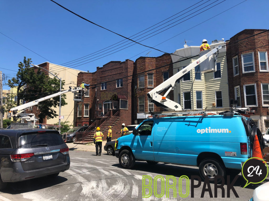 Large Internet Outage reported In BP – Boro Park 24