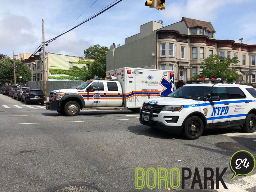 3 Car Accident on 47th Street – Boro Park 24