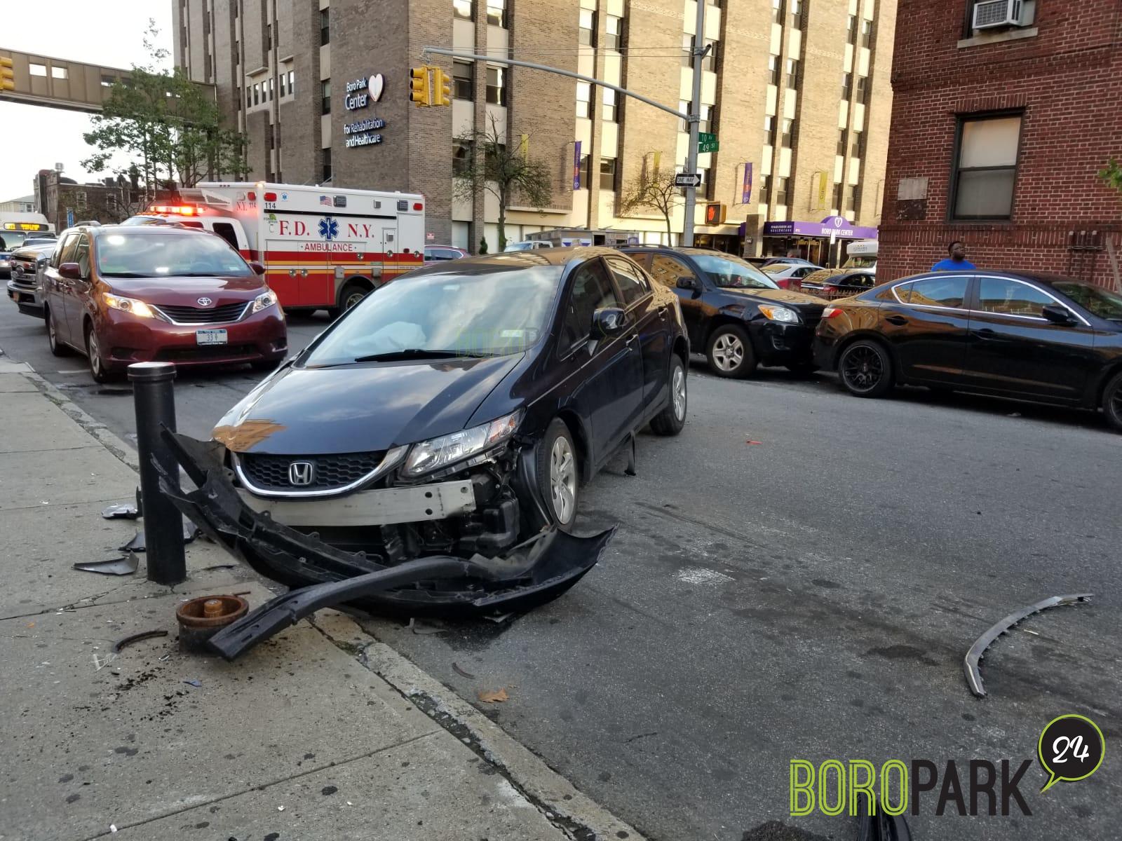 Accident on 49th Street – Boro Park 24