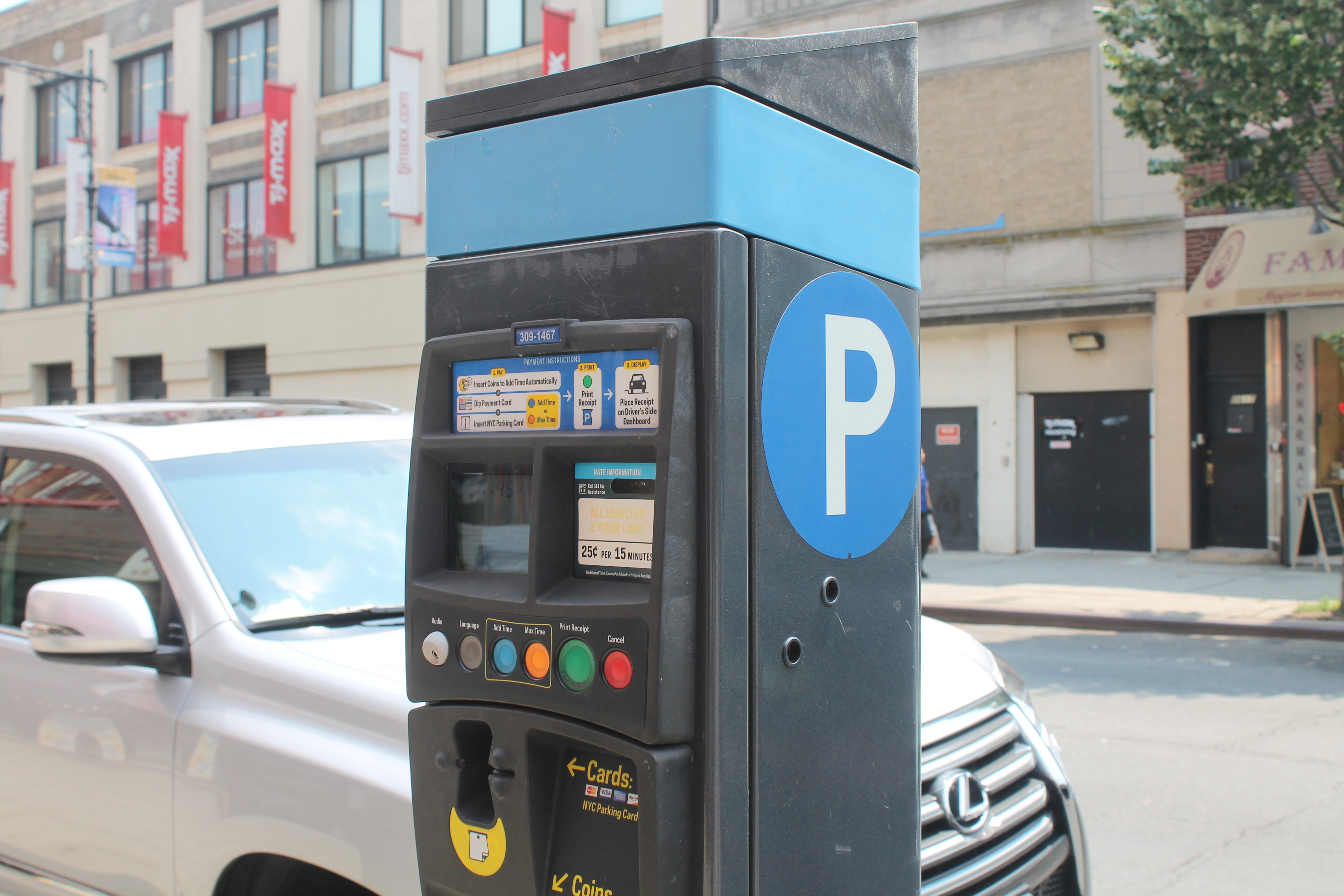 New Parking Meter Prices Take Effect In Brooklyn – Boro Park 24