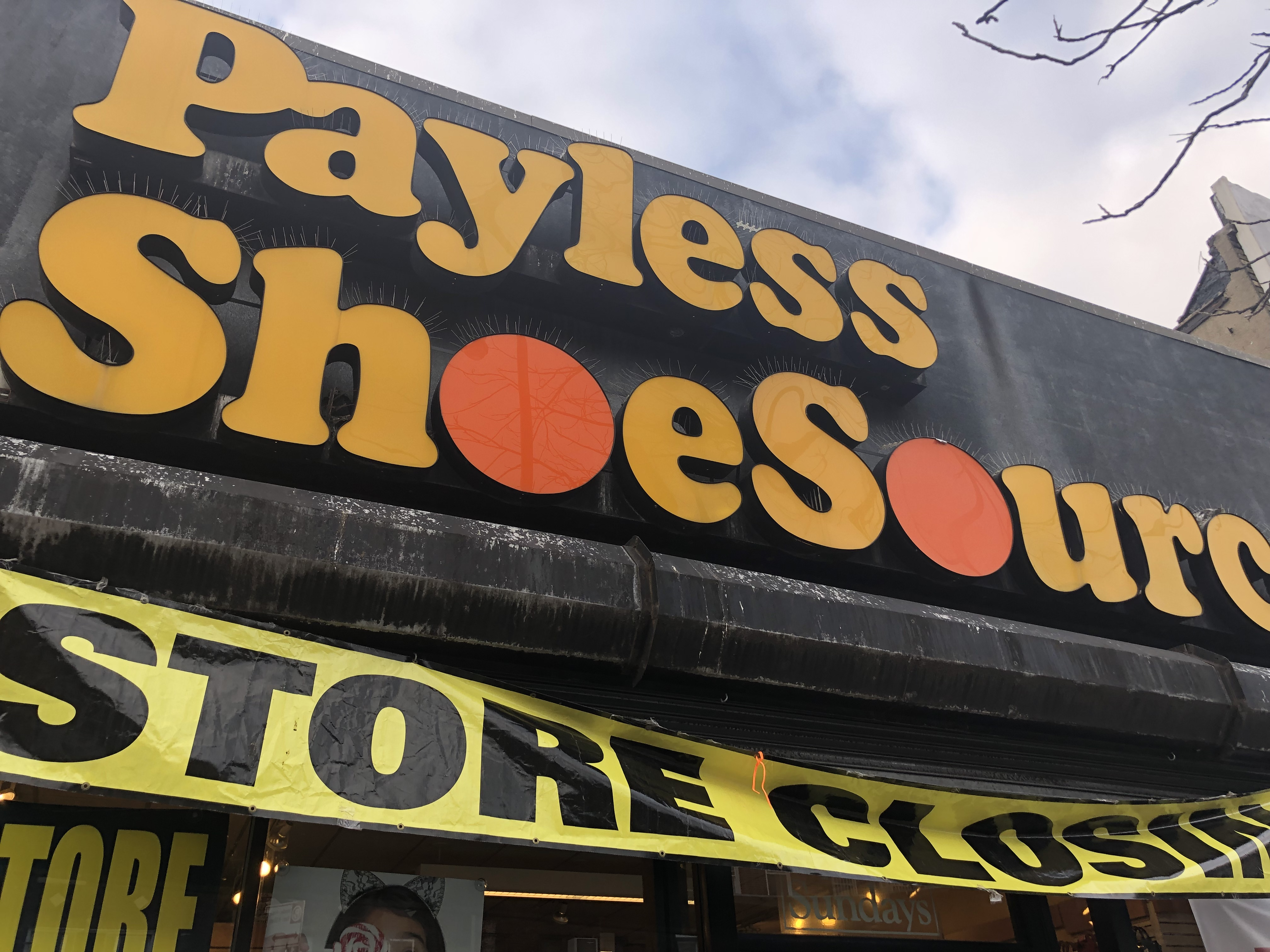 1a54639e378 Payless Shoes Store on 13th Avenue Closing its doors – Boro Park 24