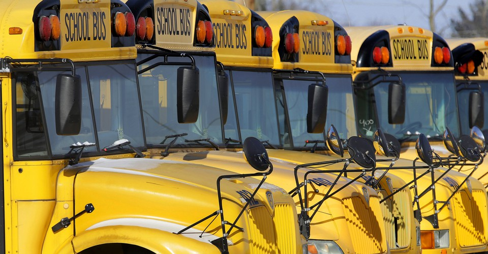 Image result for GPS tracking to be installed on all New York City school buses for start of school year