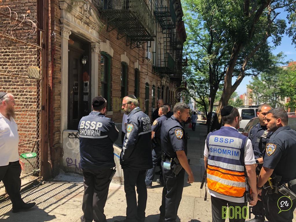 Car Thief Nabbed After Shomrim Track Stolen Car to 3rd Avenue – Boro