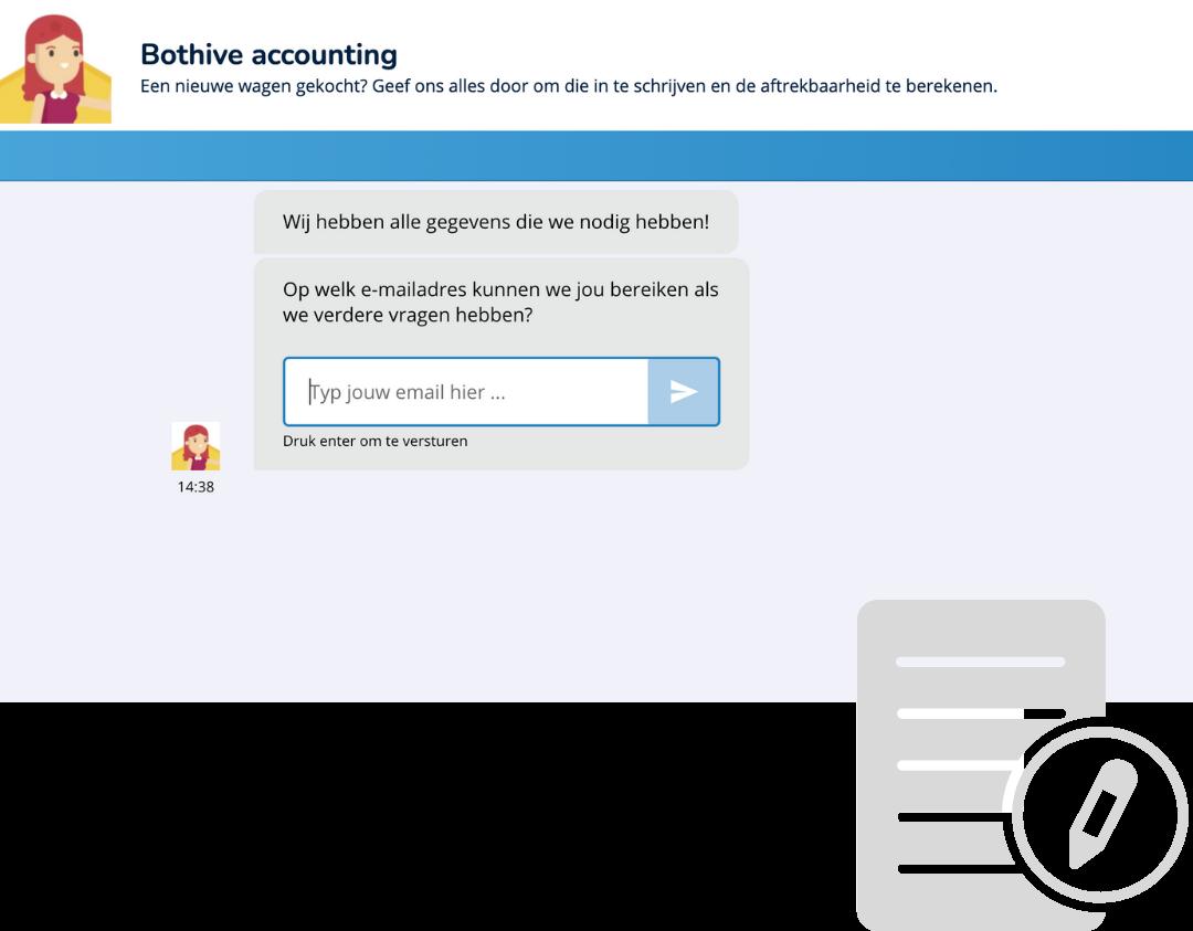 Bothive Automatische registratie