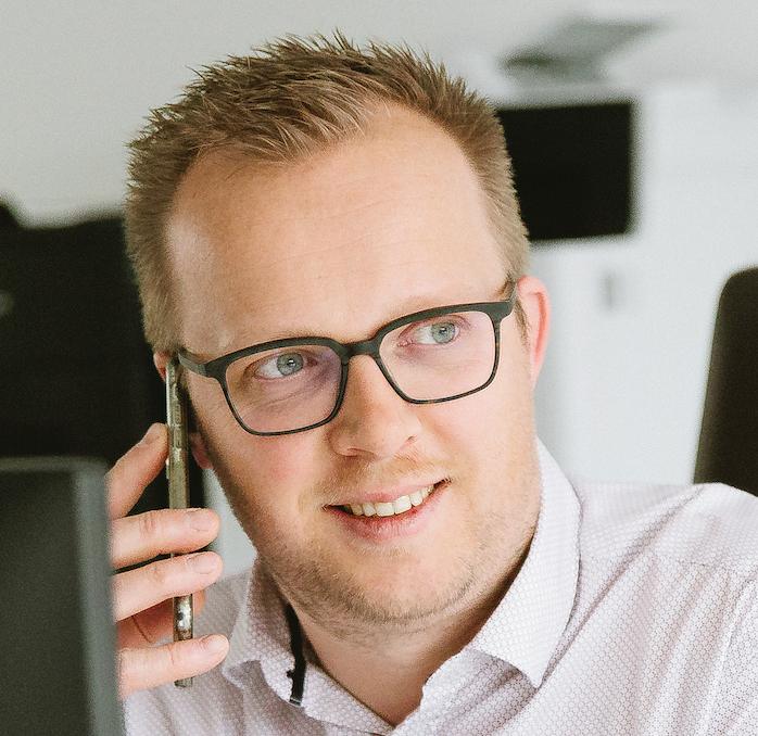 Bothive   Maarten Van den Eynde, Bestuurder Integrale Bedrijfsbegeleiding