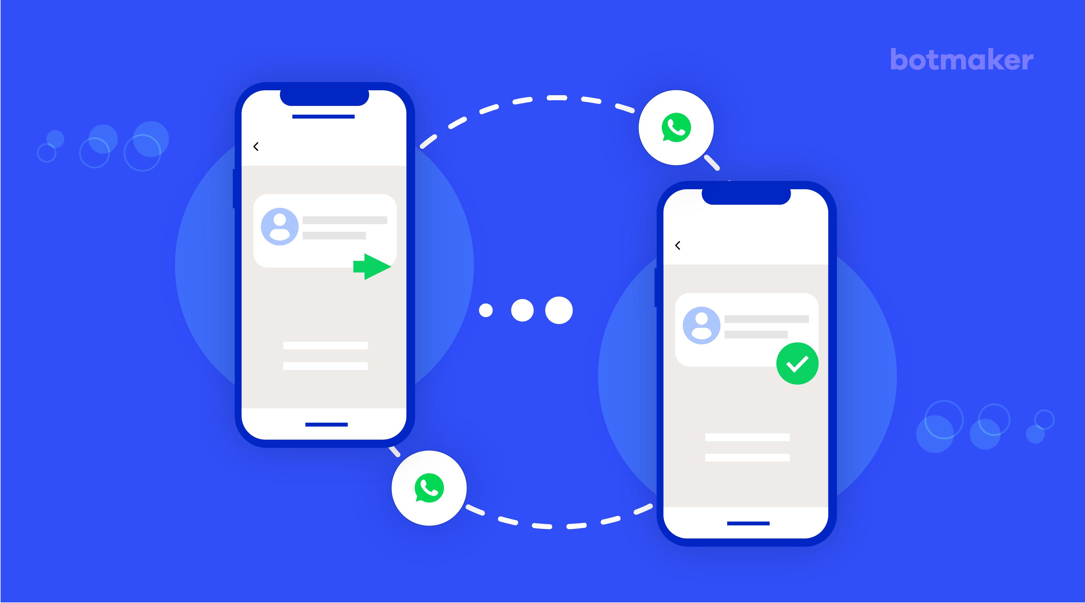 ¿Cómo funciona la portabilidad en WhatsApp?