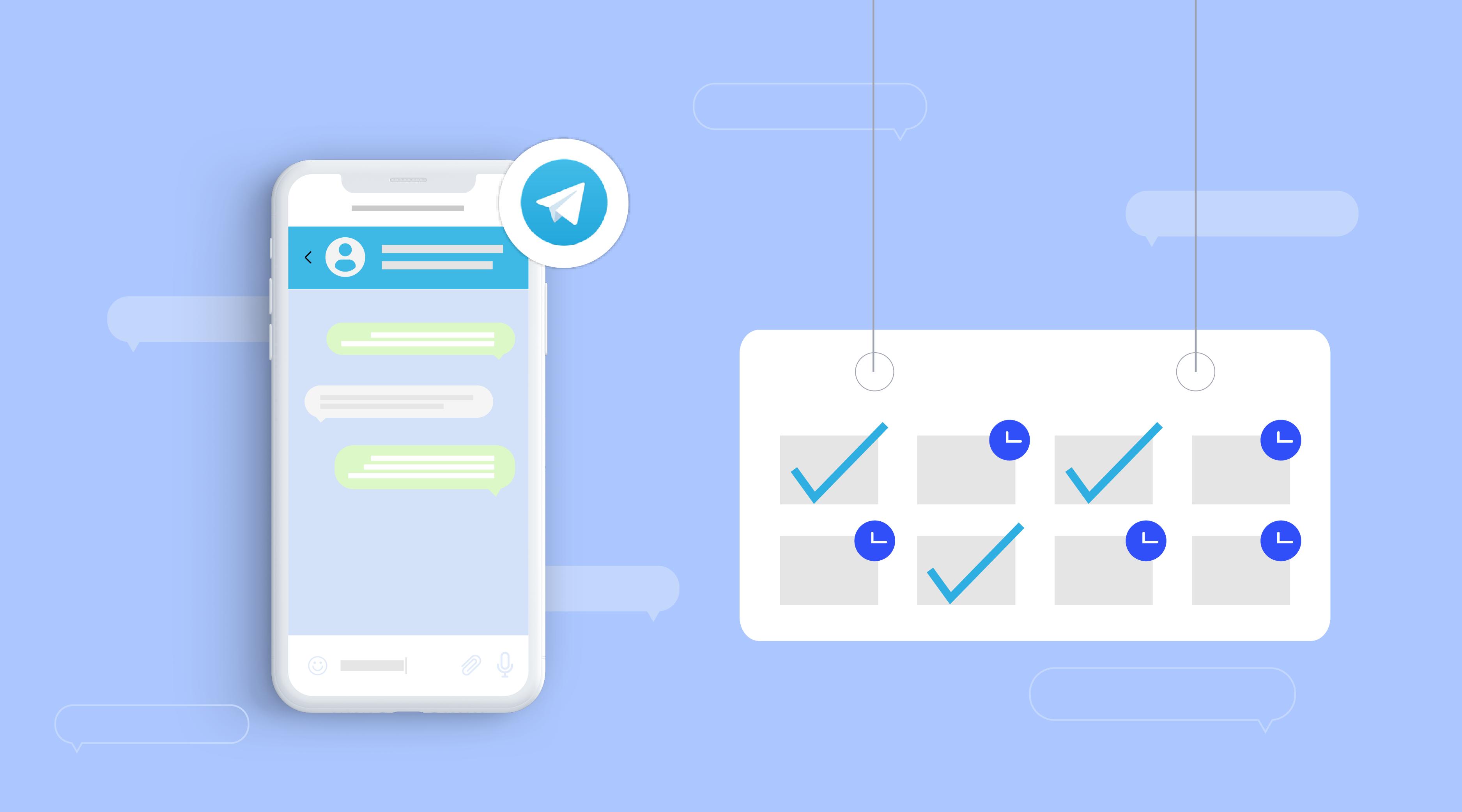 Automatizar Telegram: ventajas y servicios que se pueden incluir