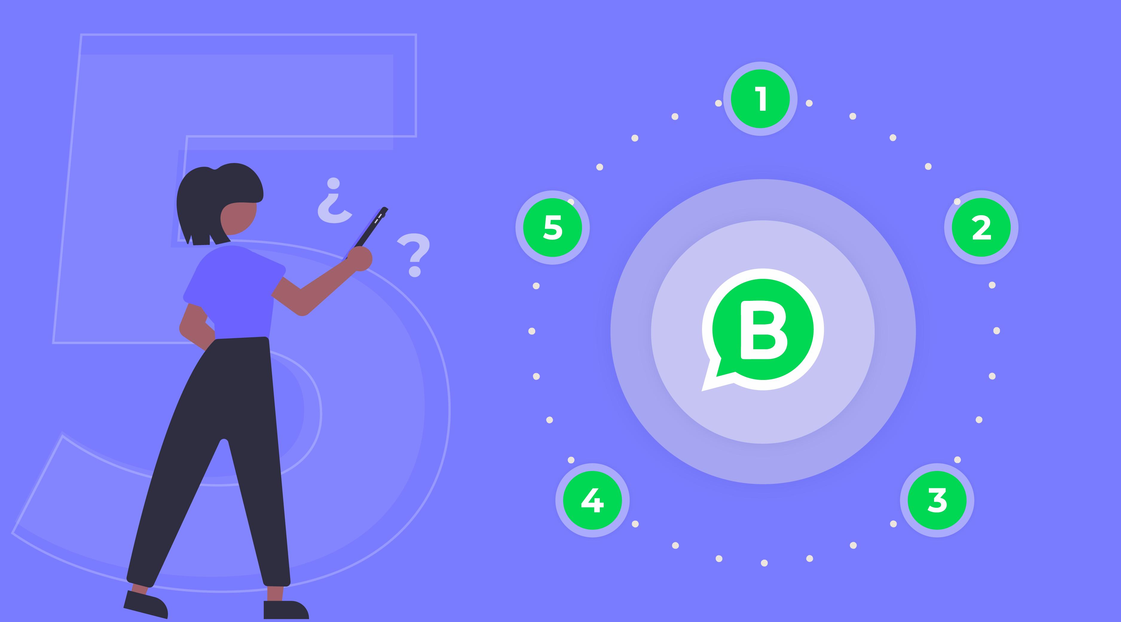 Cinco claves para vender más con WhatsApp Business