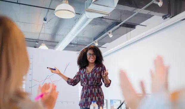 Live: Mulheres buscam protagonismo no mercado de inovação, ainda 90% masculino
