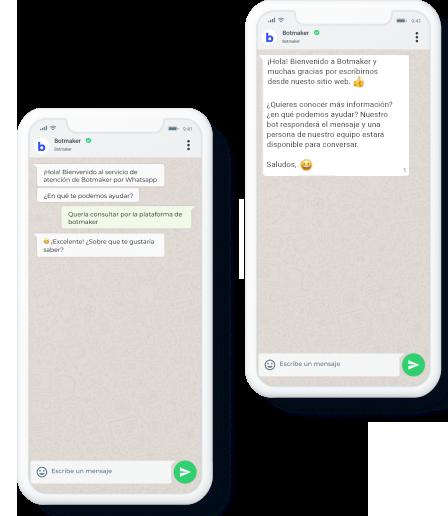 Sé partner de Botmaker y vender WhatsApp a tus clientes